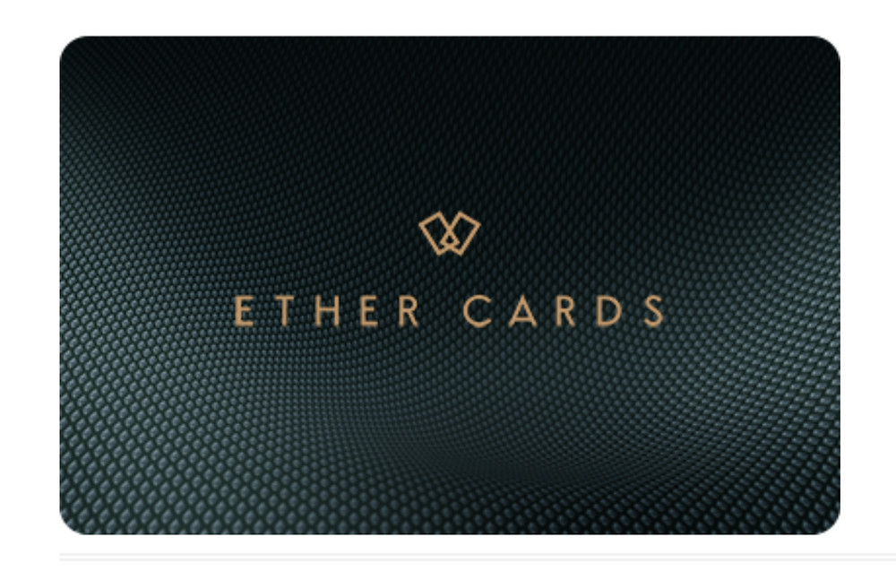 ether cards - ethereum gift cards