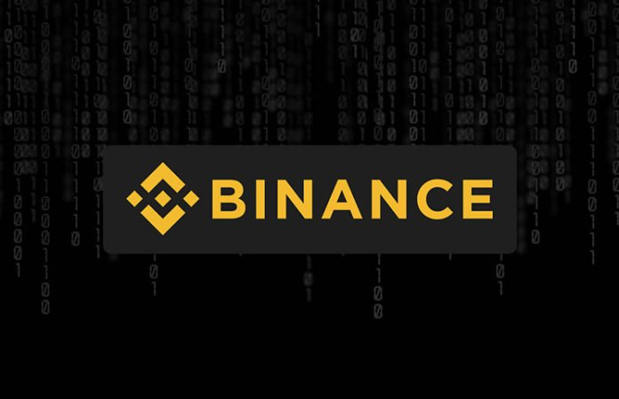 top exchanges featured is binance