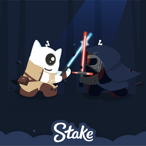 stake casino and star wars picture