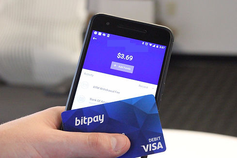 Does chase visa allow cryptocurrency purchase