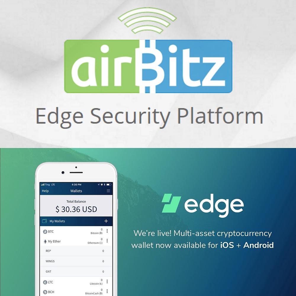 Airbitz is now Edge