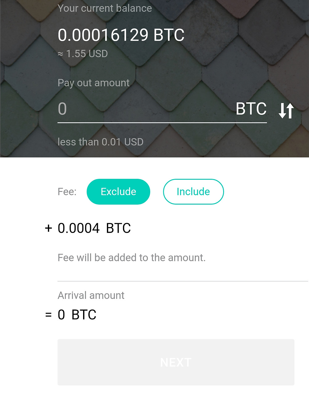 Freewallet bitcoin transaction