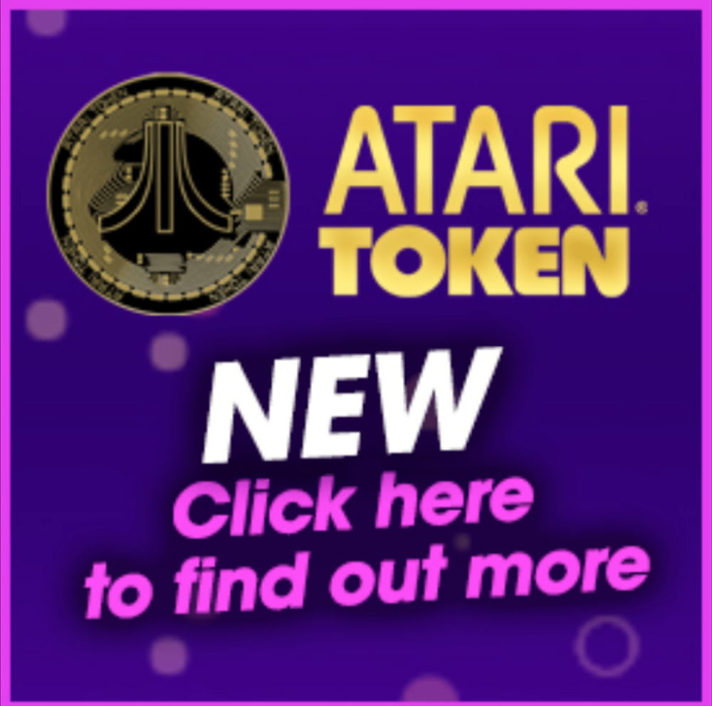 Atari token presale is live