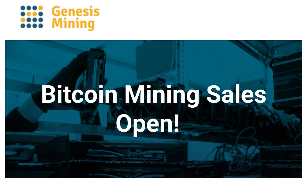 Genesis-mining | Cloud Mining Contracts