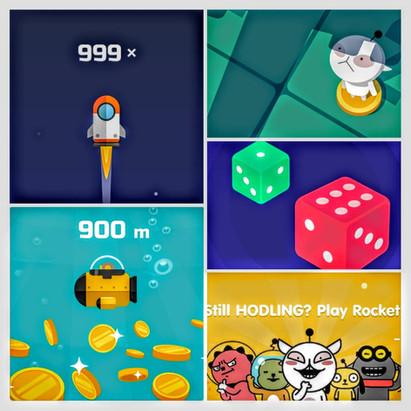 Rocket.run Provably Fair gaming platform