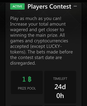 Play With 65 Cryptocurrencies On Luckygames io Platform