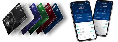 Crypto.com Visa debit cards