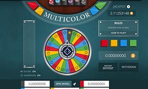 bitsler multicolor
