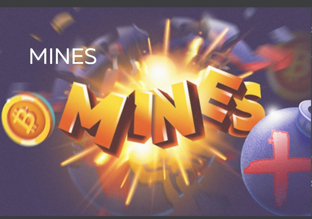 Mines game from Fortunejack casino