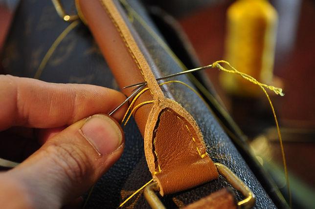 靴鞄修理坂庭鞄修理画像.JPG
