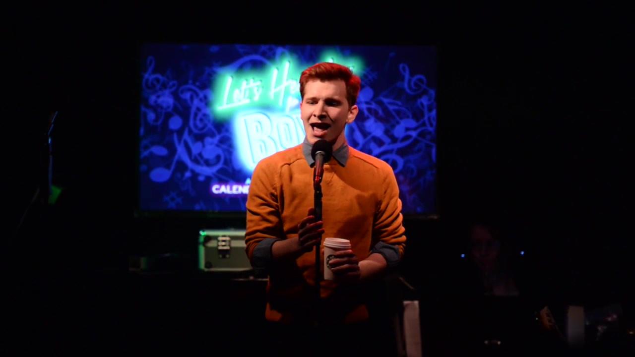 John Michael Bradshaw sings Taylor, The