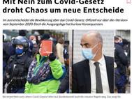 nau.ch: Mit Nein zum Covid-Gesetz droht Chaos um neue Entscheide