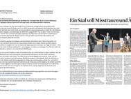 Medienmitteilung: Parteiliche und falsche Berichterstattung des Boten der Urschweiz