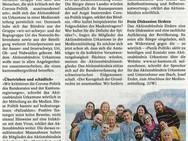 Urner Wochenblatt: «Kritische Stimmen zur Corona-Politik»