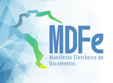 Manifesto Eletrônico de Documentos Fiscais (MDF-e)