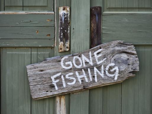 Mattawa River Fishing