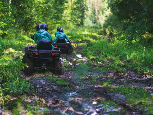 ATV Excursions in Mattawa Ontario