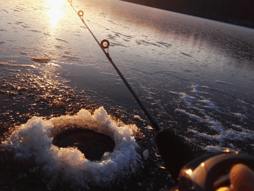 What You Need To Know About Ice Fishing at Mattawa River Resort