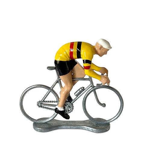 Champion de Belgique / Lucien