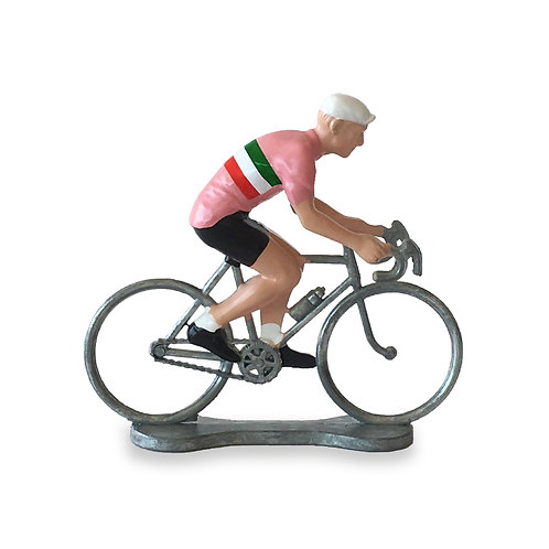 Leader du Giro / Marco