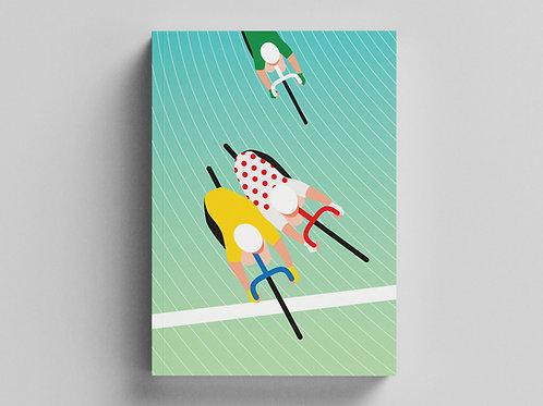 Cahier Vélodrome