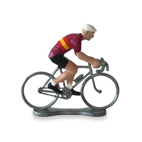 Leader de la Vuelta / Alberto