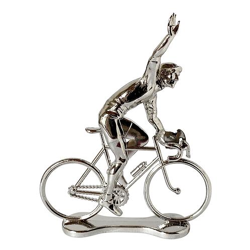 Cycliste d'Argent / Luis