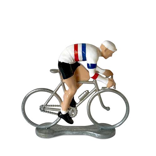 Champion de France / Laurent