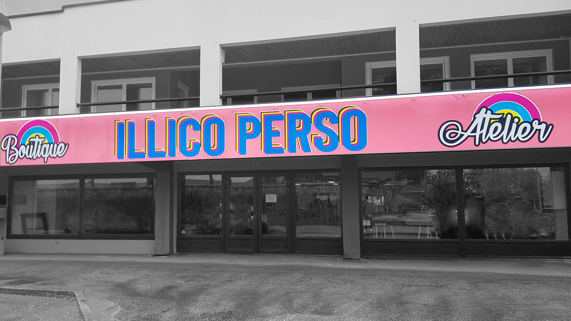 Illico perso La Bresse communication vis
