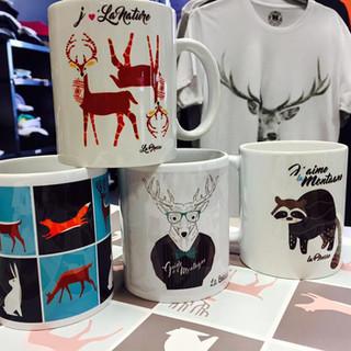 décoration sur mug  illico perso la bresse personnalisation tous supports communication visuelle hautes vosges