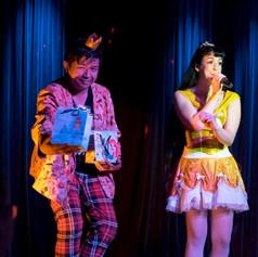 Tim Vega and Rosie Roulette