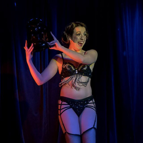 Rosie Roulette - Darth Leia