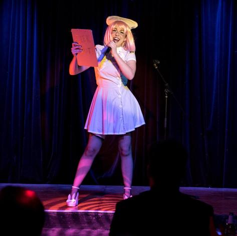Rosie Roulette - Host - Rocky Horror