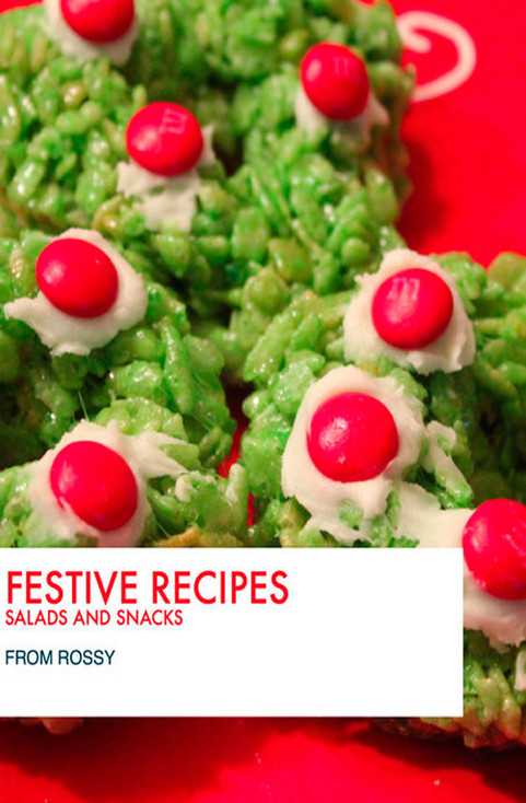 Festive Recipes: Salads and Snacks, Rossy Mirzoyan