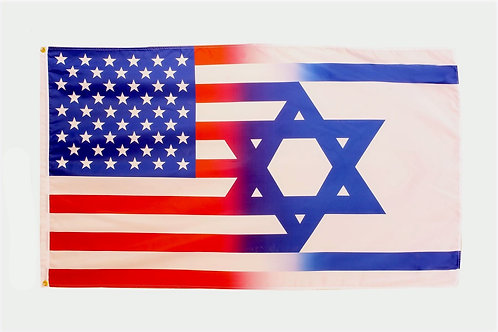 US-Israel Flag