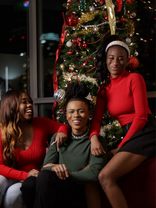 Chef Mavericks Family Christmas
