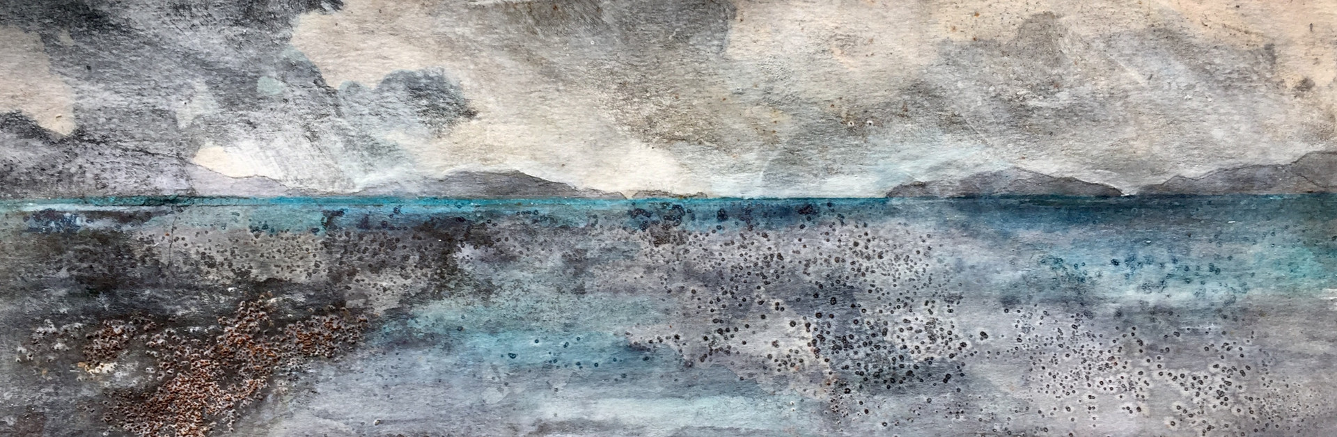 Summer Isles, Storm Approaching