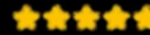 five-stars-rating-collection-customer-pr