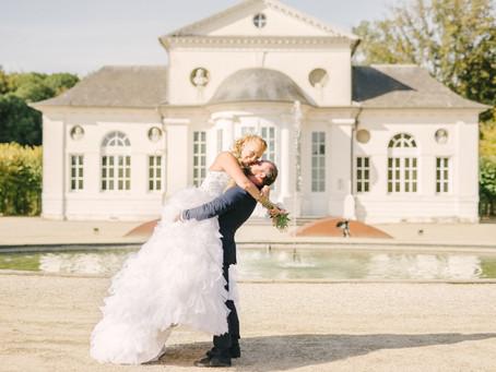 Une séance After Wedding féérique