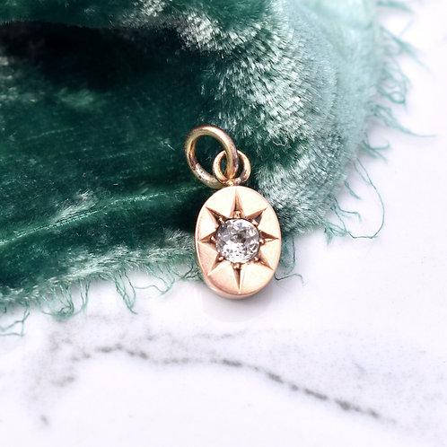 Antique 9ct Gold Star 'Alioth'