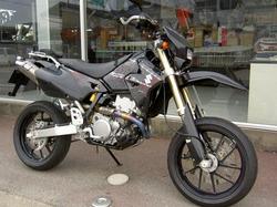 '09 DR-Z400SM