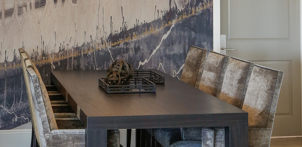 Formal dining Eric Kuster furniture