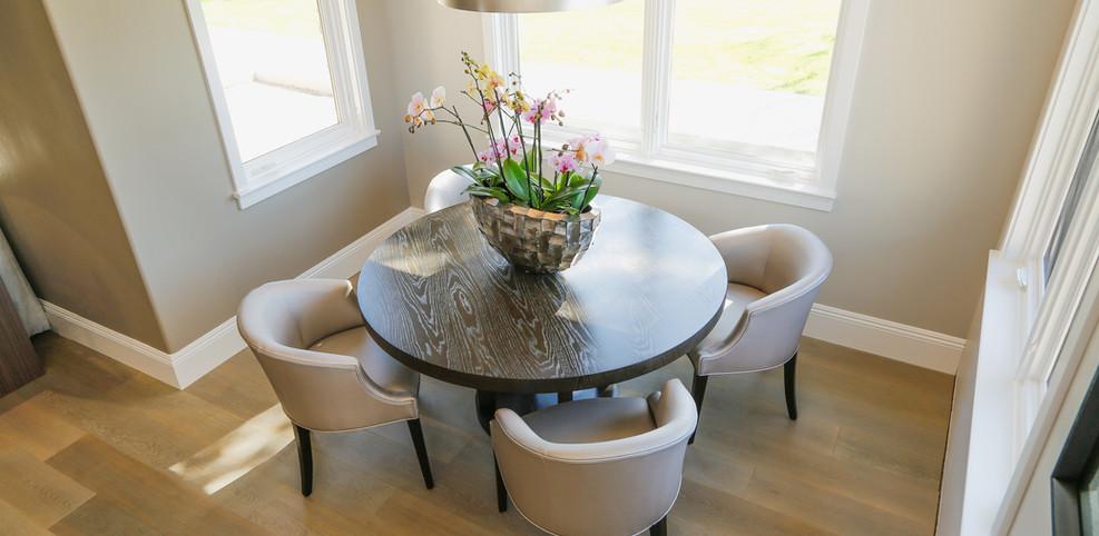 Breakfast nook Eric Kuster furniture
