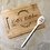 Thumbnail: Personalised Hand Burnt Wooden Spoon (any design & text)