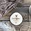 Thumbnail: Rustic Custom Wedding Favour Wood Slices (7-8cm)