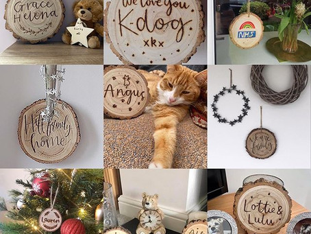 Your Wood Slices at Home