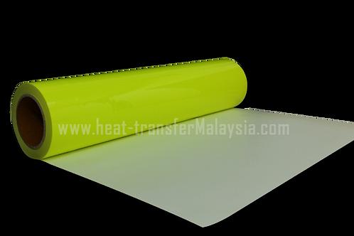 Neon Yellow - PU Heat Transfer Vinyl