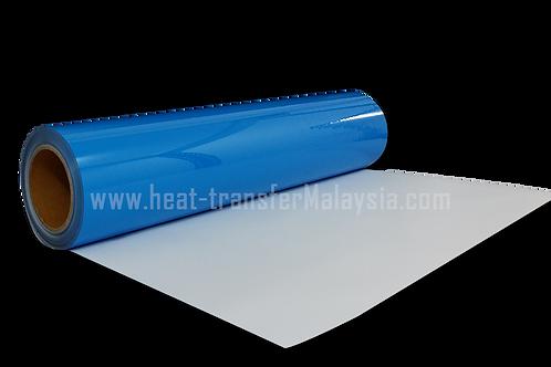 Neon Blue - PU Heat Transfer Vinyl