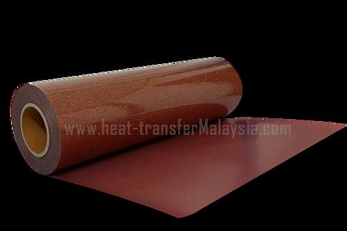 Copper - Glitter / Flake Heat Transfer Vinyl