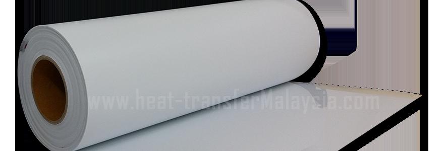 White - Flock Heat Transfer Vinyl